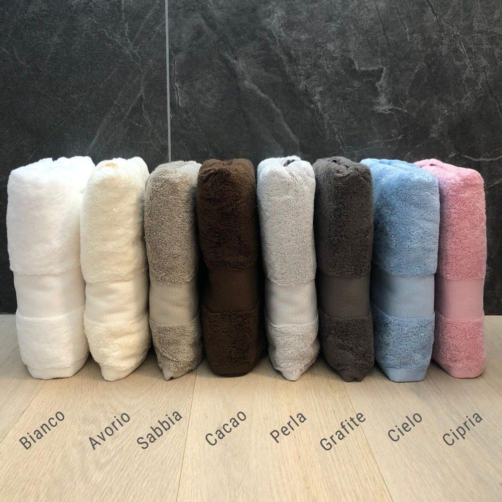 Coppia Asciugamani Colori